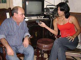 Entrevista al periodista Ciro Bianchi Ross